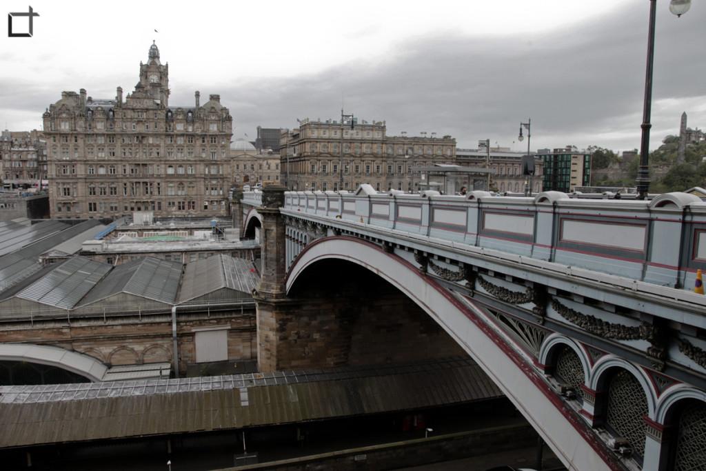 Scozia_Edimburgo_Stazione