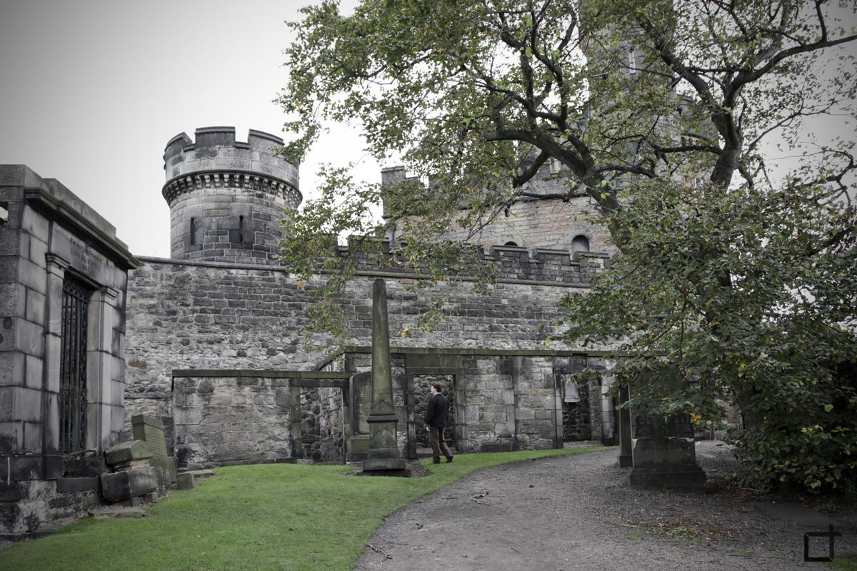 Scozia_Edimburgo_Cimitero