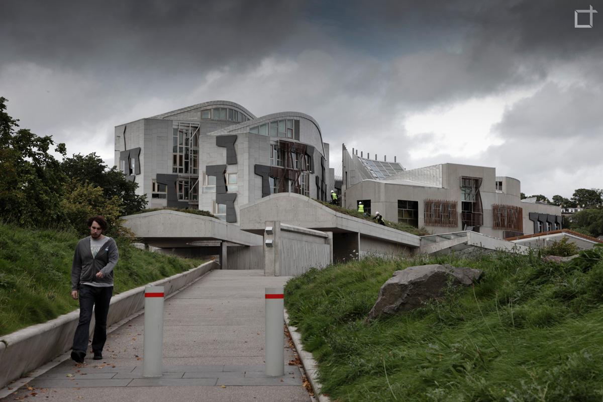 Scozia_Edimburgo_Parlamento