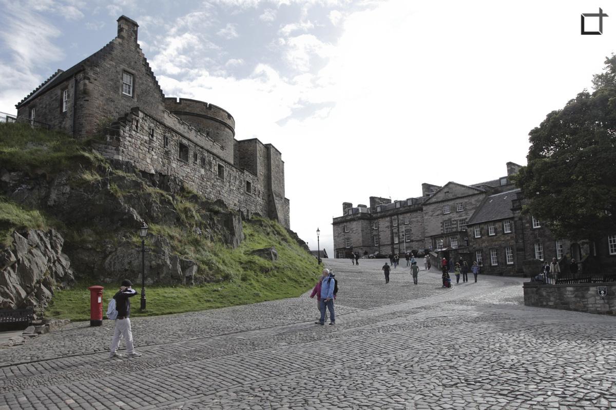 Scozia_Edimburgo_Castello