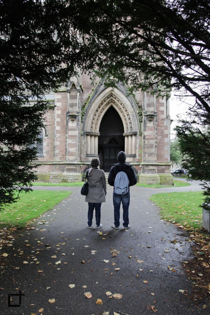 Scozia_Inverness_Chiesa