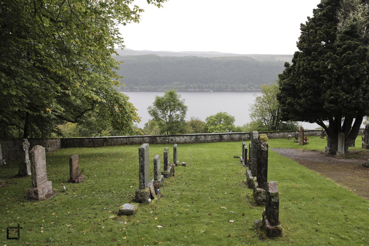 Scozia_Loch_Ness_Cimitero