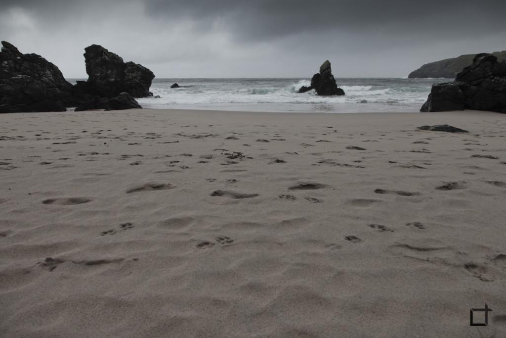 Scozia_Durness_Spiaggia_Oceano