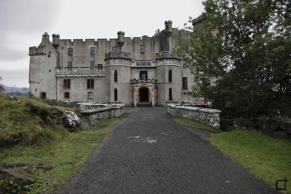 Dunvegan_isola_di_Skye_Castello