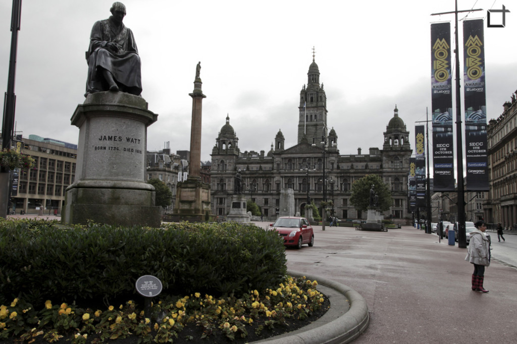 Scozia_Glasgow_George_Square