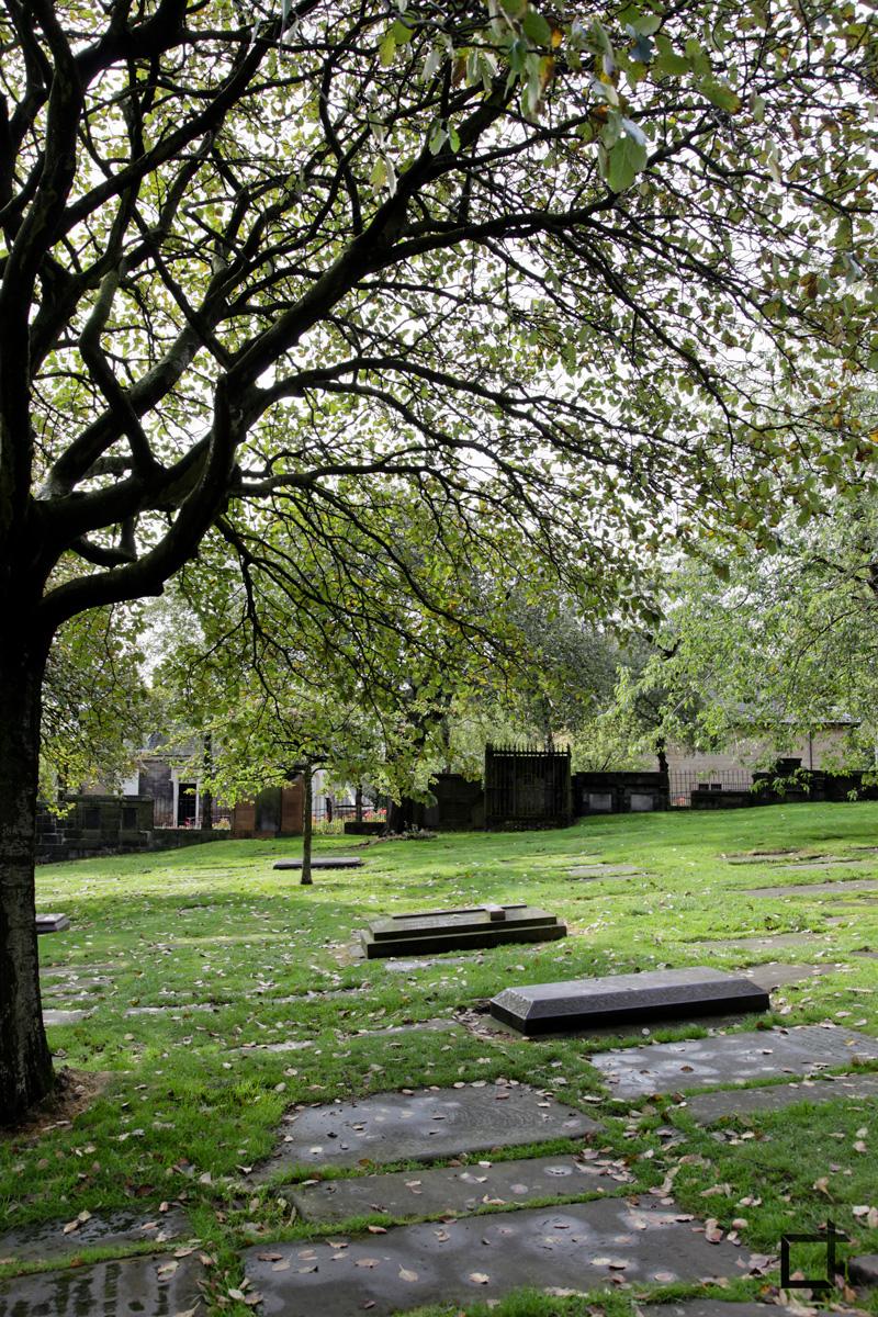 Scozia_Glasgow_cimitero_cattedrale