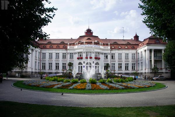 Karlovy Vary Piazza