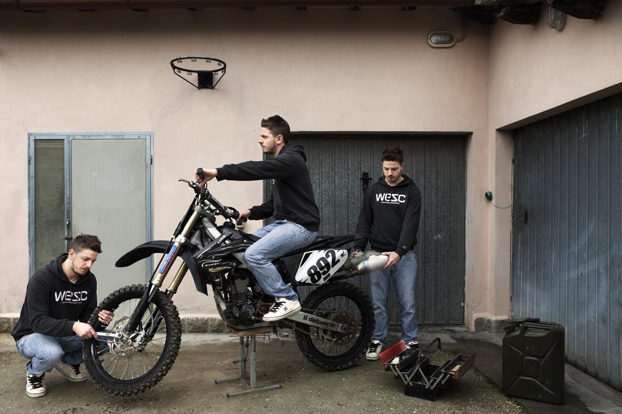 Rifugi - Motocross