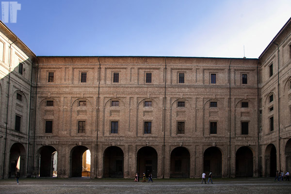 Palazzo del Pilotta Parma
