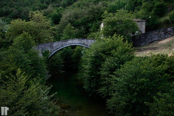 Ponte di Pietra Diga di Ridracoli
