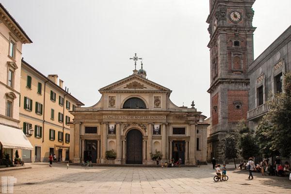 Basilica San Vittore Martire