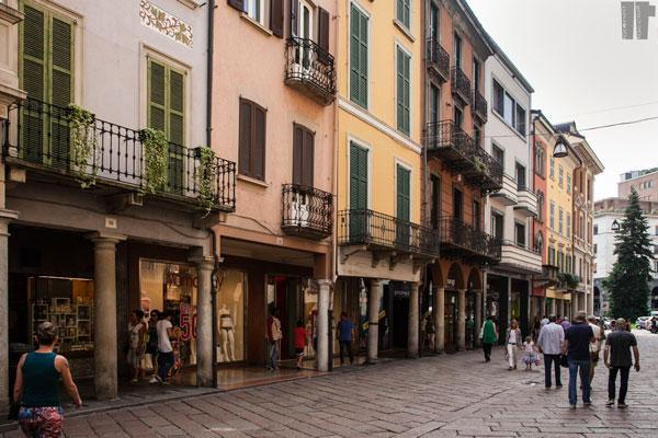 Varese Palazzi Storici