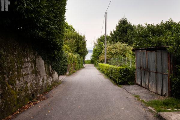 Varese Strada per il Lago