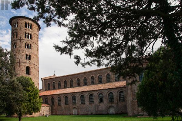 Sant'Apollinare in Classe Torre