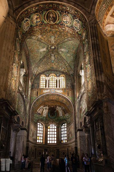 San Vitale Ravenna Mosaico