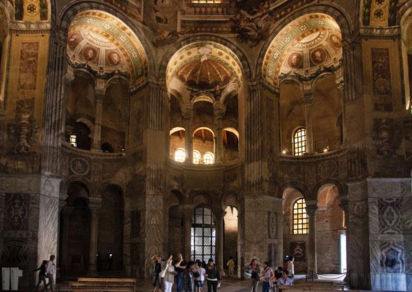Basilica San Vitale Ravenna