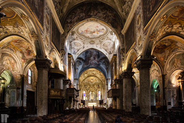 Monza Basilica