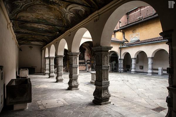 Monza Porticato