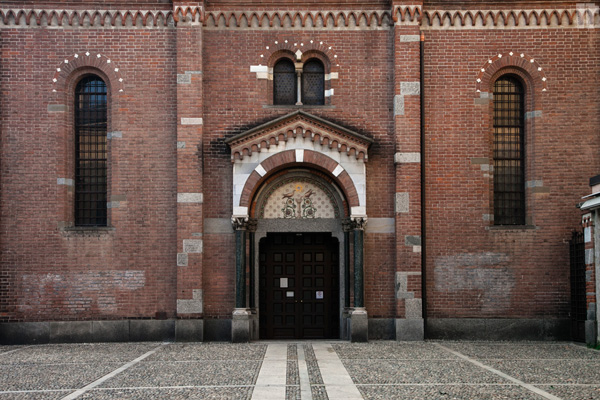 Chiesa Mattoni Rossi
