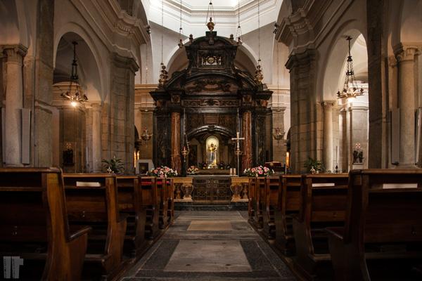 Chiesa Madonna Nera Oropa