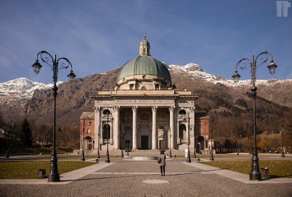 Oropa Basilica Minore