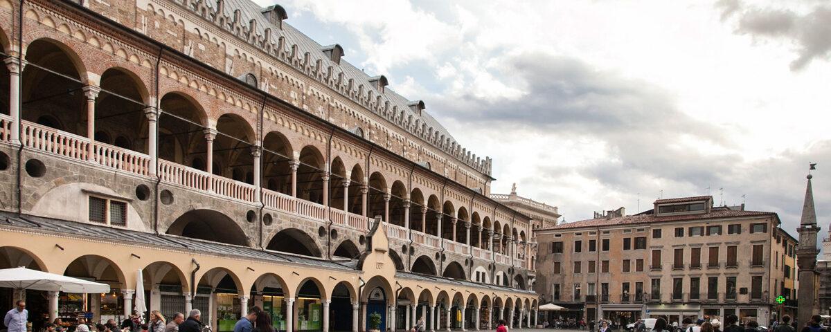 Piazza Erbe Padova