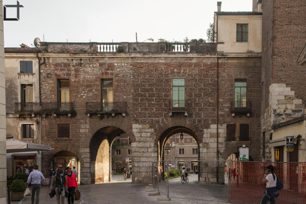 Vicenza Piazza Castello