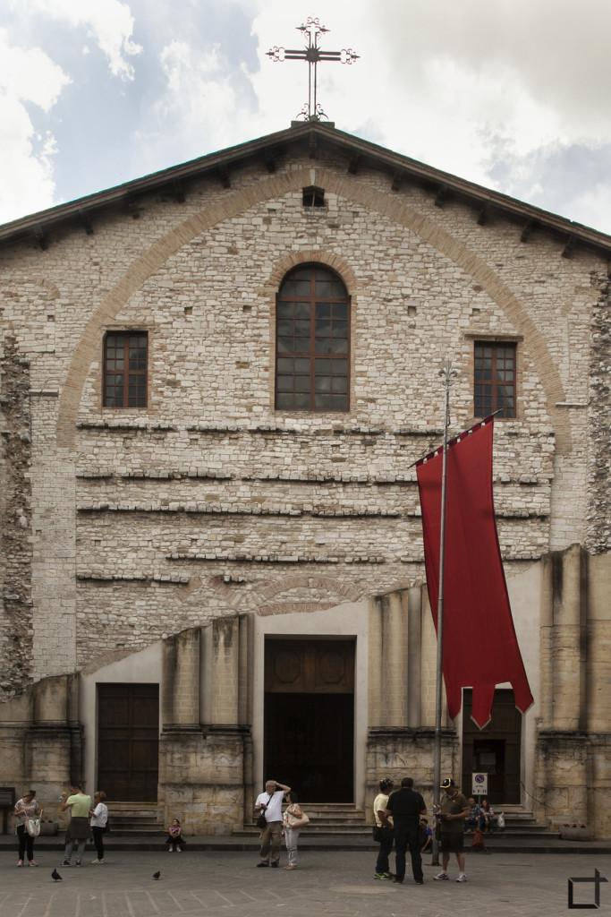 Gubbio Chiesa