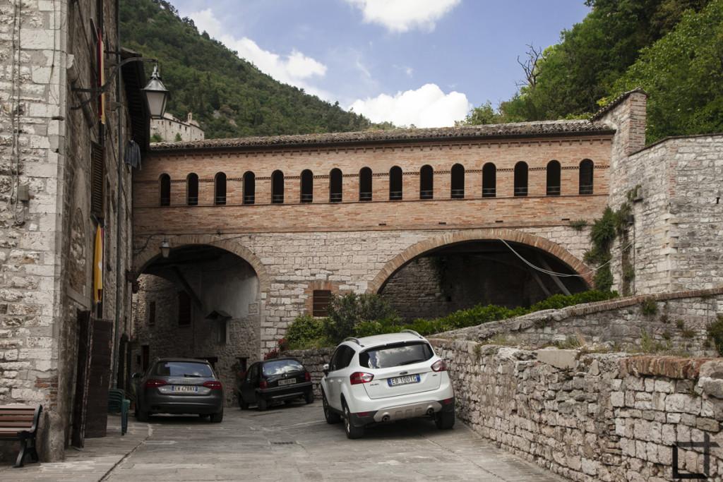 Gubbio Porticato