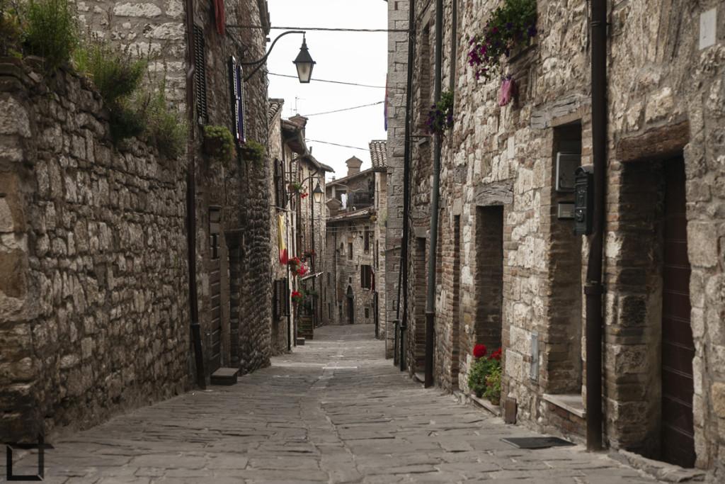 Via medievale