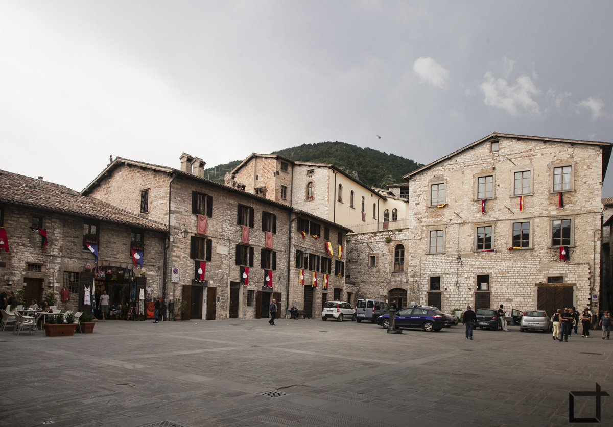 Piazza Medievale
