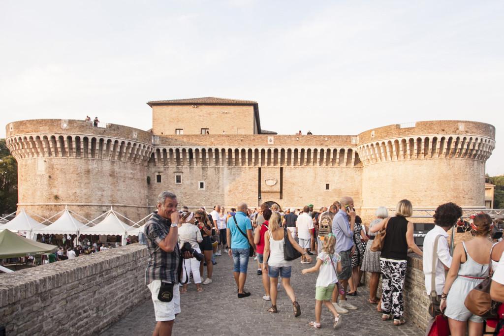 Senigallia Rocca Roveresca