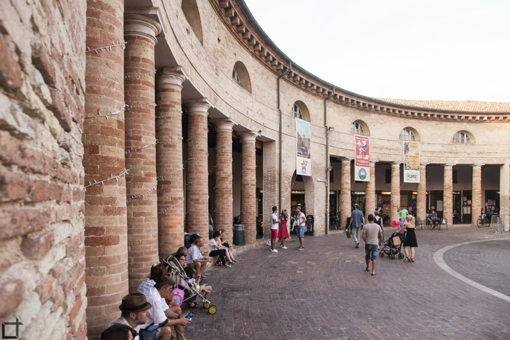 Senigallia Foro Annonario
