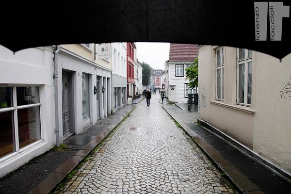 Bergen Pioggia