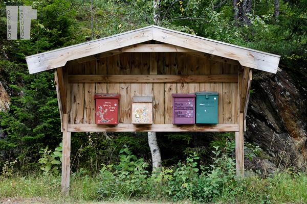 Cassetta Posta Norvegia
