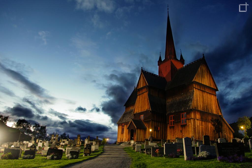 Ringebu Chiesa Legno Stavkirke