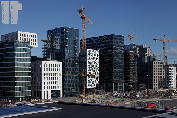 Quartiere Porto Oslo
