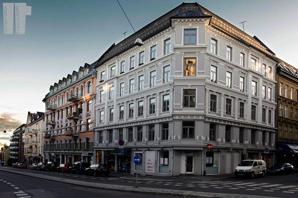 Oslo Palazzi Centro