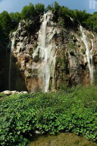 Plitvice_Cascata