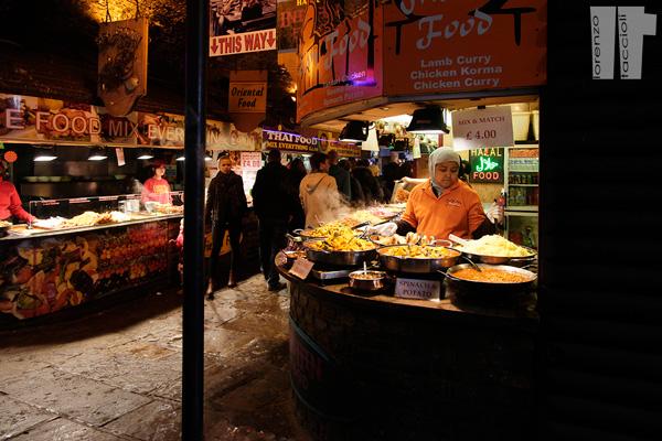 Camden Town Street Food
