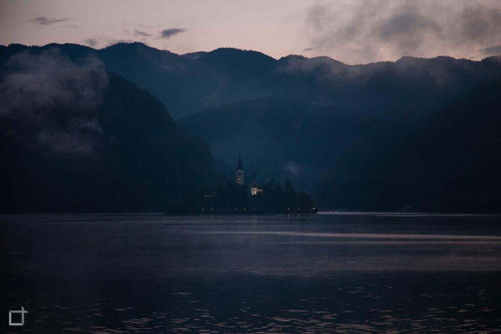 Isola lago di Bled