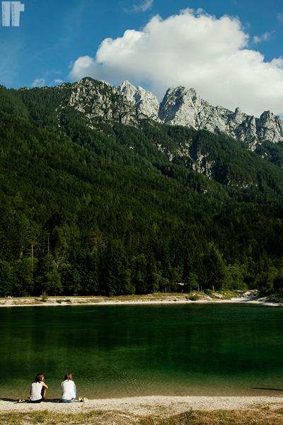 Slovenia Lago Jasna
