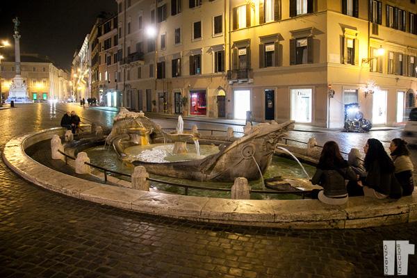Barcaccia Bernini