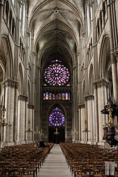 Cattedrale Navata