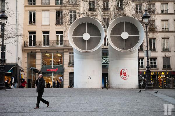 Piazza Georges Pompidou