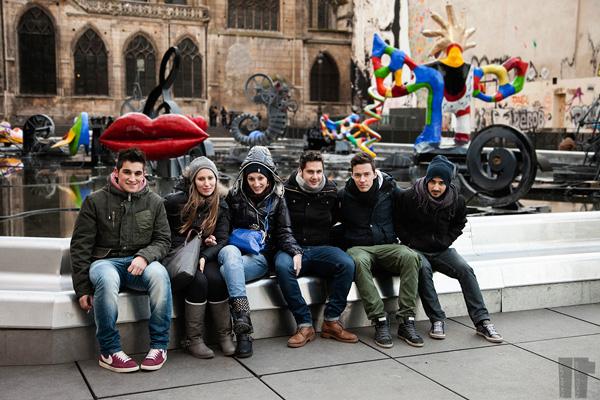 Fontana Arte Moderna Piazza