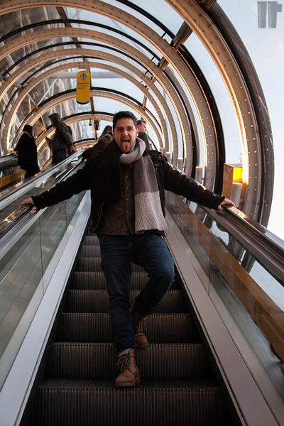 Centre Pompidou Scala