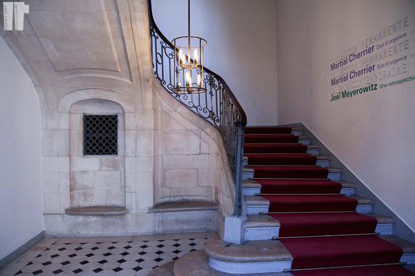 Museo Europeo della Fotografia Scalinata