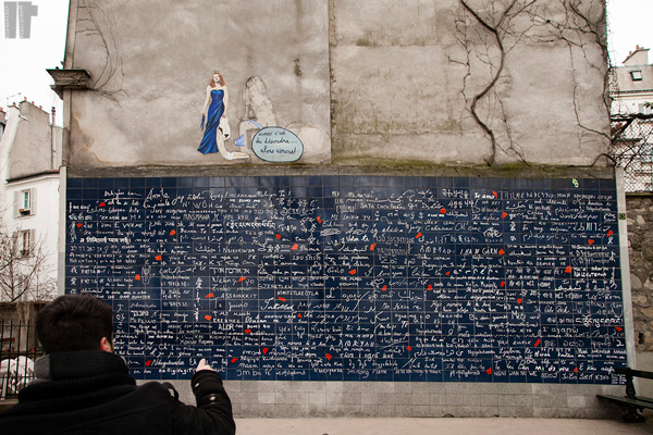 Montmartre ti Amo