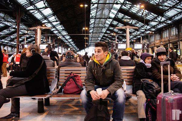 Stazione Parigi Gare De Lyon